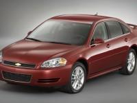 GM rappelle 320 000 Chevrolet Impala, modèle 2009 et 2010
