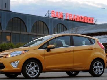 Ford Fiesta 2011 : meilleure petite auto 2011