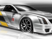 Le retour de Cadillac en piste avec sa nouvelle CTS-V