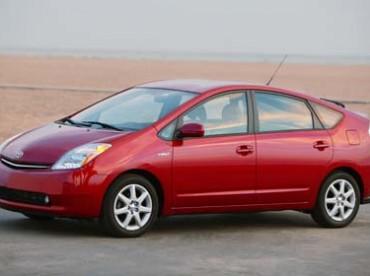 La Prius, l'auto la plus vendue chez Toyota aux États-Unis