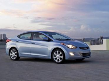La Hyundai Elantra 2011 fait jaser