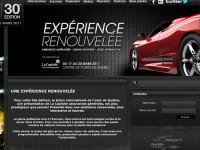 Le Salon de l'Auto de Québec 2011