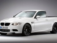 Pick-Up BMW M3