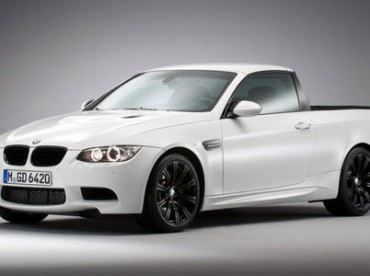Pick-Up BMW M3