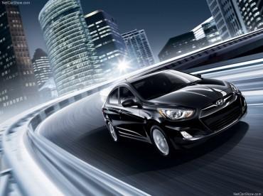 Hyundai Accent 2012: c'est parti!