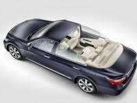 Une Lexus LS 600h L pour le prince de Monaco