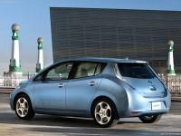 De la Nissan Altima hybride à la Leaf