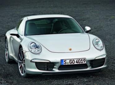 Plus de photos de la Porsche 911 2012