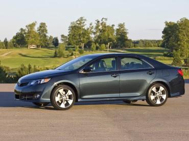 La Toyota Camry 2012 bientôt disponible aux États-Unis et au Canada