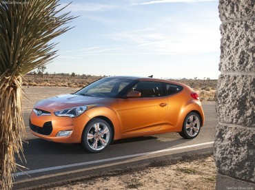 Hyundai Veloster: le véhicule obtient le prix du Meilleur nouveau design de l'AJAC