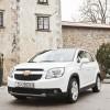 Chevrolet Orlando 2012 blanc