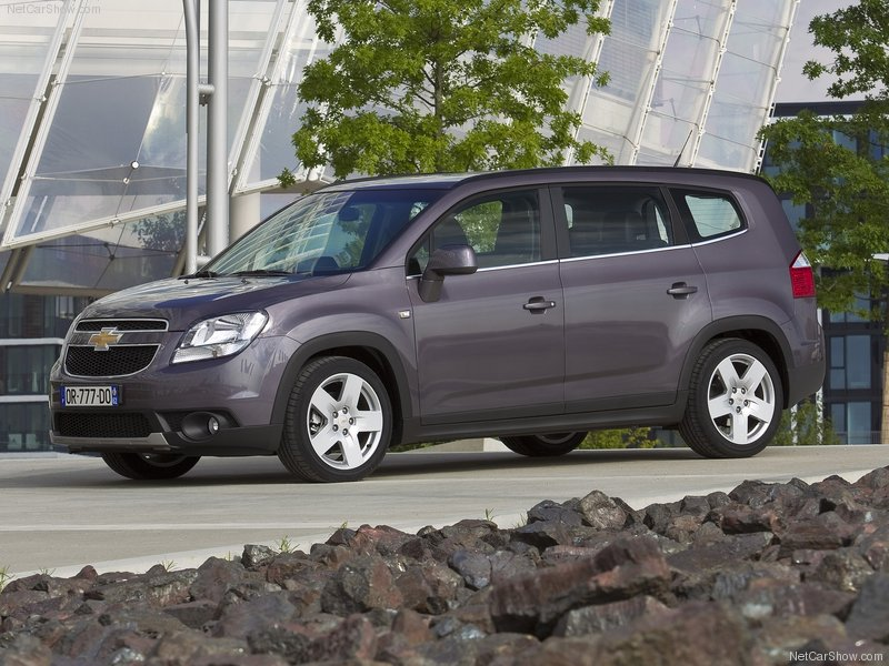 chevrolet orlando 2012 gris. Black Bedroom Furniture Sets. Home Design Ideas