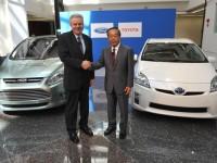 Partenariat entre Ford et Toyota