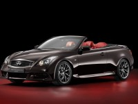 Infiniti G IPL 2013 : le nouveau cabriolet sera disponible au printemps