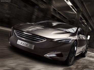 Peugeot HX1 : le concept car sera présenté à Francfort
