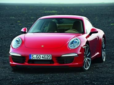La Porsche 911 2012 mise à nue malgré elle!