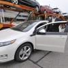 Lancement de la Volt de Chevrolet