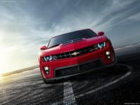 La Chevrolet Camaro ZL1 2012: plus d'images de la voiture