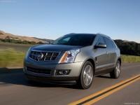 Le SRX 2012 de Cadillac retire un avantage supplémentaire du système StabiliTrak