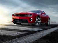 La Chevrolet Camaro ZL1 2012 de GM aura du muscle