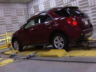 Chevrolet Equinox 2011 : la science du son permet des économies d'essence