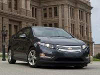 Chevrolet Volt 2011: découvrez plus d'images de la voiture écoénergétique