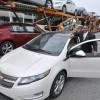 Livraison des premières Chevrolet Volt au Canada
