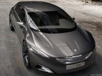 Peugeot HX1 Concept 2011 : encore plus d'images