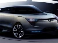SsangYong XIV-1 Concept: quelques images d'ici le salon de Francfort 2011!