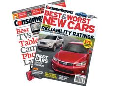 Enquête du Consumer Reports sur la fiabilité des véhicules