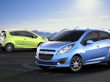 Chevrolet Spark 2013 : bientôt disponible au Canada
