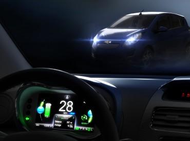 GM : la Chevrolet Spark EV sera entièrement électrique