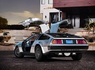 La DeLorean vous réserve en 2013 un retour vers le futur!
