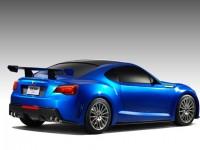 La Subaru BRZ Concept – STI en vedette au Salon de Los Angeles