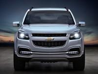 Le Chevrolet TrailBlazer 2013 au Salon de l'auto de Dubaï