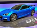 Subaru BRZ Concept – STI: photos et vidéo