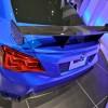 Subaru BRZ Concept STI - Aileron arrière