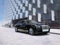 Rappel de la Rolls-Royce Ghost