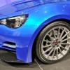 Subaru BRZ Concept - STI - pneus