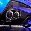 Subaru STI concept - tuyau d'échappement