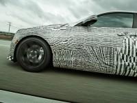 L'ATS de Cadillac sur le « circuit du Nord » à Nürburgring en Allemagne