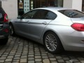 L'élégante BMW Série 6 Gran Coupé 2013 en photos live de l'Allemagne