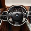 Volant de la BMW Série 6 Gran Coupé 2013