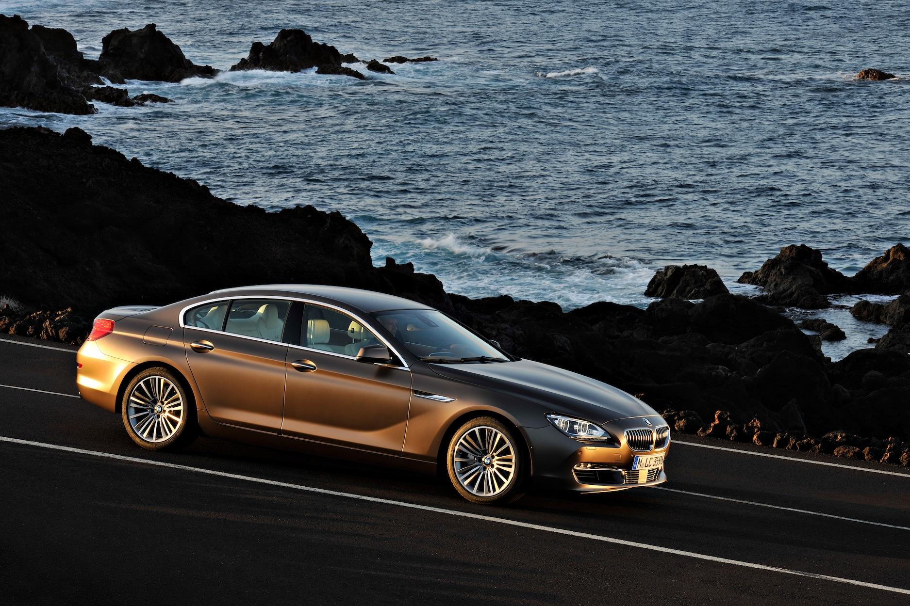 Gran Coupé Série 6 de BMW 2013