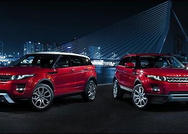 Range Rover Evoque Sport en 2013?
